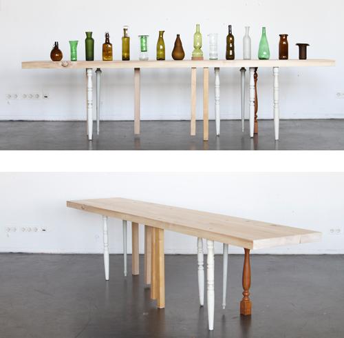 Tisch laura jungmann for Tisch graphic design
